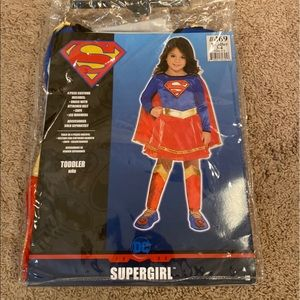 Supergirl DC Costume!